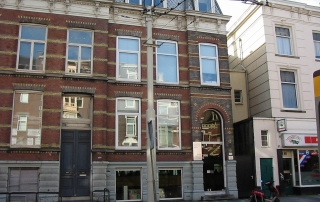 The Central Office of Universal Esperanto Association in Rotterdam
