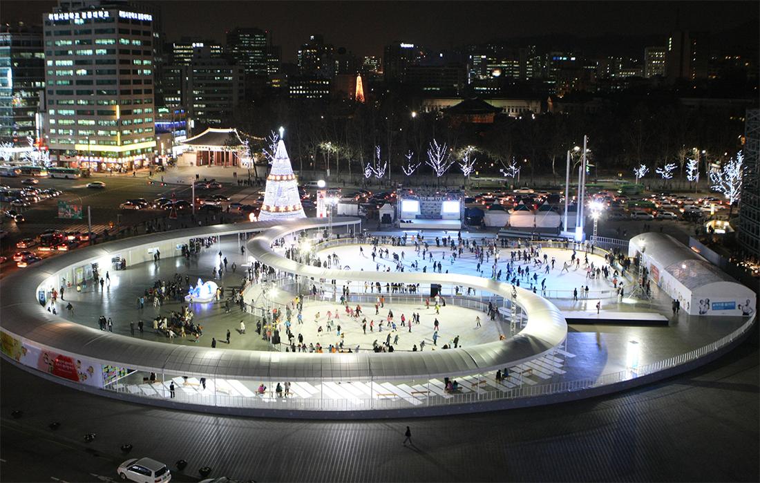 Tri kialoj por ekskursi dum la Seula UK