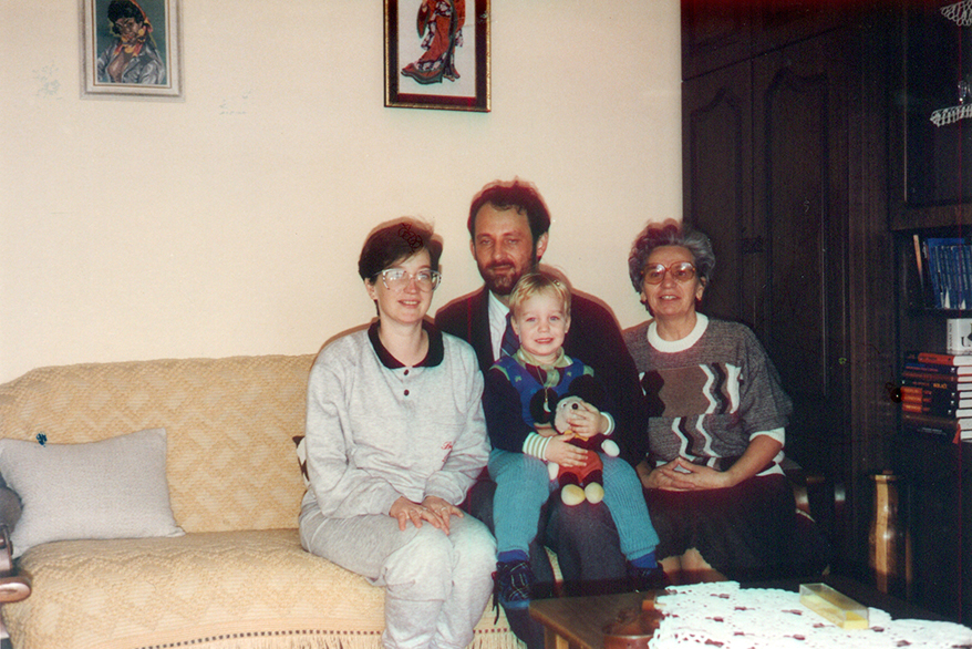 사라예보 민박, 다음해 내전, 소식 궁금, 1991