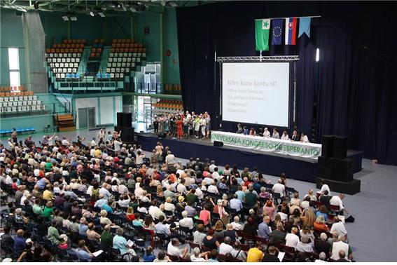 UK2016, 101-a Universala Kongreso de Esperanto en Nitro (Slovakio)